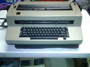 Ibm Correcting Selectric Iii Electric Typewriter Working Condition