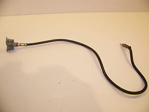 1971 Chrysler Imperial Radio To Windshield Antenna Cable Oem