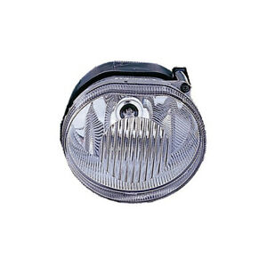 Fog Light Assembly Left For Jeep Liberty 2002 2004 Omix Ada 12407 07