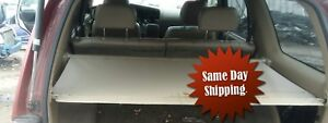 99 00 01 02 1999 2002 Toyota 4runner Limited Tonneau Cargo Cover Tan Oem
