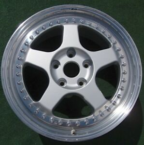 New Genuine Oem Factory Lamborghini Diablo Sv Oz Racing Modular 18 Front Wheel