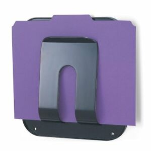 New Officemate Unbreakable File Holder 10 X 1 5 X 10 75 Inches Smoke 21691