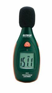 New Extech Sl10 Personal Sound Level Meter Free Shipping
