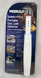New Peerless Safety Plus Portable Gas Leak Detector Free Shipping