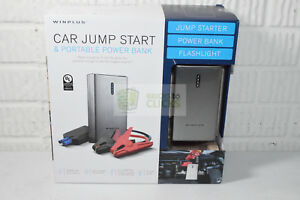 Winplus Car Jump Start Portable Power Bank 12 Volt 2 No Box Included