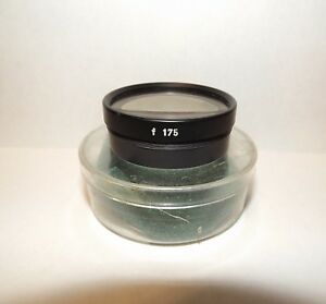 Zeiss 48mm Opmi Surgical Microscope Objective Lens 175mm