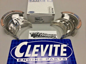 Big Block Chevy 396 402 454 Mahle Clevite Ms 829p 1 001 Under Main Bearing Set