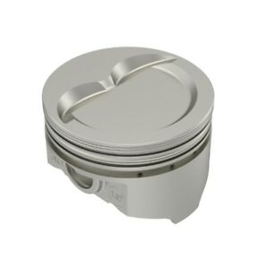 Kb Pistons Kb147ktm 020 Dished Hypereutectic Pistons Rings Chevy 400