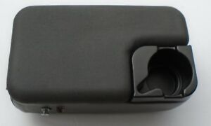 98 99 00 01 02 03 04 Ford Ranger Center Console Box Armrest Gray With Cupholder