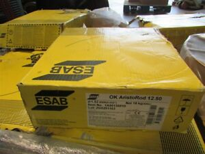 Easb Ok Aristorod 12 50 052 1 32mm 40lbs Welding Wire