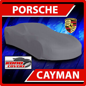 Porsche Cayman Car Cover Ultimate Full Custom Fit All Weather Protection
