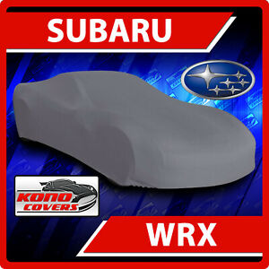 Subaru Wrx Car Cover Ultimate Full Custom Fit All Weather Protection
