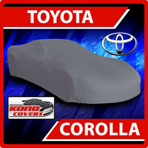 Fits Toyota Corolla Car Cover Ultimate Full Custom Fit All Weather Protection