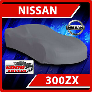 Fits nissan 300zx Car Cover Ultimate Full Custom fit All Weather Protection