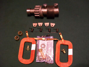Delco Starter Repair Kit Case S Sc 6 Volt Field Coils Drive With 1107027 Starter
