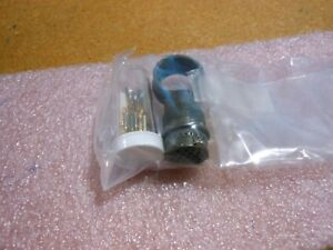 Bendix Connector W contacts Ptg05se 14 19s Nsn 5935 01 217 2573