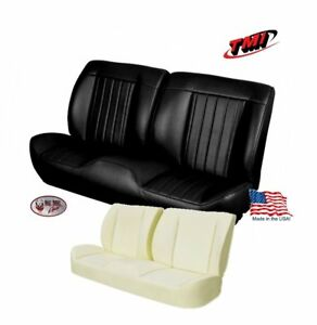 1968 Chevelle El Camino Sport Front Seat Upholstery Foam Made By Tmi In Usa