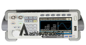 Siglent Waveform Function Generator Counter 2ch 120mhz 500msa s 16k 512k Sdg5122