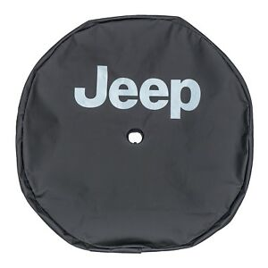 2018 Jeep Wrangler Jl New Body Spare Tire Cover Vinyl Oem New Mopar 82215434