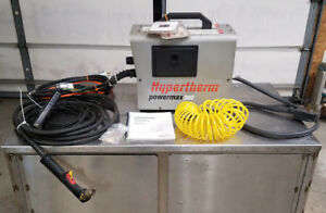 Hypertherm Powermax 380 Plasma Cutter Torch 115 230v