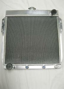 1955 1956 1957 Ford Thunderbird Aluminum Radiator 55 56 57 T Bird T Bird 3 Core