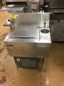 Perlick Underbar Ice Cream Dipping Cabinet With Dipperwell 8000ul