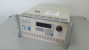 California Instruments 3091ld Ac Electronic Load 3000w 230 Ac Line Input 230