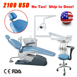 Usa 10 Dental Wireless Cordless Led Curing Light Lamp Black X1