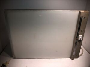 Ge General Electric Light Box X ray Viewer 17 x14 View Area