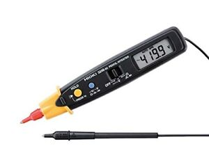 Hioki Pen Type Digital Tester 3246 60 From Japan Witht Racking Number New