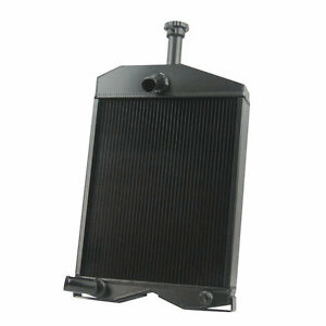 Replacement Massey Ferguson 3row Tractor Radiator For 20c 230 245 Gas