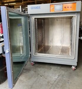 35 Cu Ft Industrial Drying Oven With Digital Temp Vacuum Control 35cf Grande