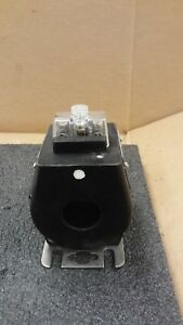 Ge General Electric Type Jcr oc 750x134055 200 5 Ratio Amps Current Transformer