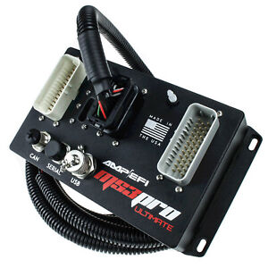 Ms3 Pro Ultimate Standalone Ecu Lsx Plug And Play Drop In Harness Gm V8 Ls1