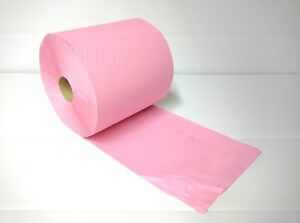 7 9 X 800 Feet Packing Paper Pink Roll Moving Shipping Fill Sheets Void Fill