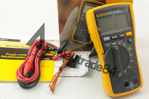Fluke 116c Multimeter Temperature Microamps Hvac Brand New