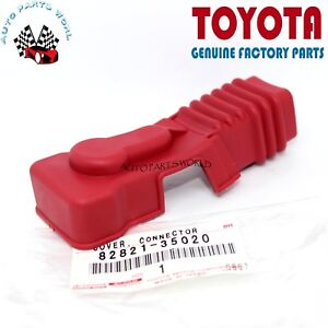 Genuine Oem Toyota Lexus Battery Terminal Connector Cover 82821 35020