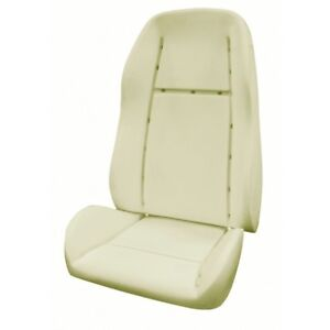 Sport High Back Front Bucket Seat Foam 1961 73 Mustang Coupe Convertible 2 2