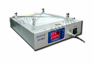 Aoyue Int863 Quart Infrared Preheating Station 863