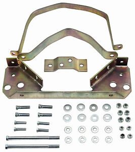 Premium Transmission Solid Mount Kit With Straps Type 1 Beetle Dunebuggy Vw