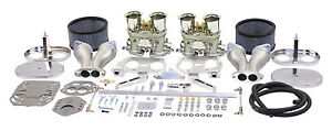 Premium Dual 40 Hpmx Carburetor Kit By Empi Dunebuggy Vw