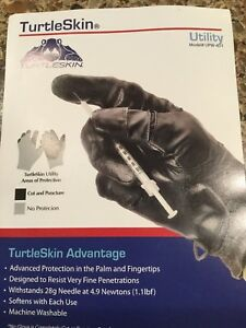 Brand New Turtleskin Advantage Utility Gloves Upw 4d1 Size Xl