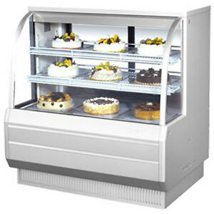 Turbo Air Tcgb 48 dr Non refrigerated Bakery Display Case