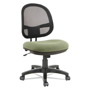 Alera Interval Series Swivel tilt Mesh Chair Parrot Green In4874