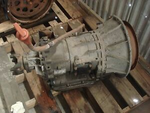 Allison 2000 Series Automatic Transmission 2005 International Low Miles