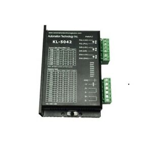 Kl 5042 4 2a 24 50vdc Digital Stepper Motor Driver 32 Bit Dsp Based