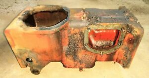 Allis Chalmers Wd45 Tractor Torque Tube Hydraulic Pump Mount Housing Part Ac Wd