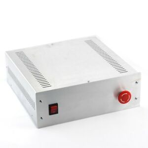 Gecko G201x 3 Axis Cnc Stepper Drive Control Box Usb Uc100 Connection