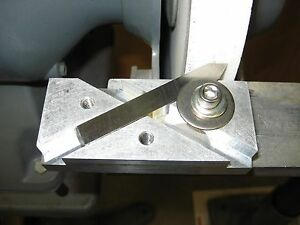 Lathe Tool Bit Grinding Jig 60 Degree Grinding Jig For 3 8 Thread Cutting Bits