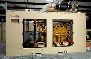 Cat 3406 Ng Syncronous 157kw Co generation Unit